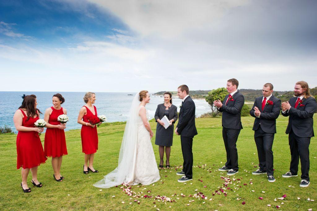 Narooma hinterland wedding